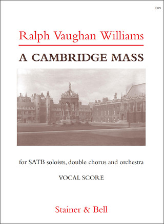 Ralph Vaughan Williams: A Cambridge Mass