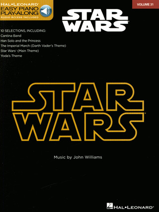 John Williams: Easy Piano Volume 31: Star Wars