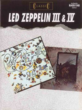 Led Zeppelin: Album 3 + 4