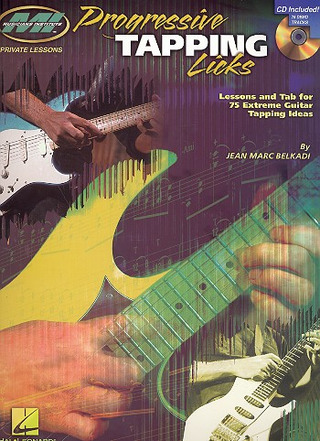 Jean Marc Belkadi: Progressive Tapping Licks