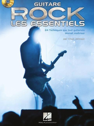 Chad Johnson: Guitare Rock – Les Essentiels