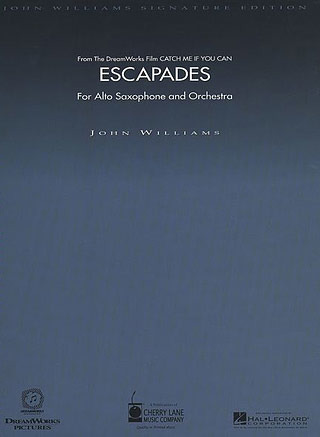 John Williams: Escapades (Catch Me If You Can)