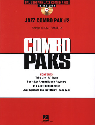 Duke Ellington: Jazz Combo Pak #2