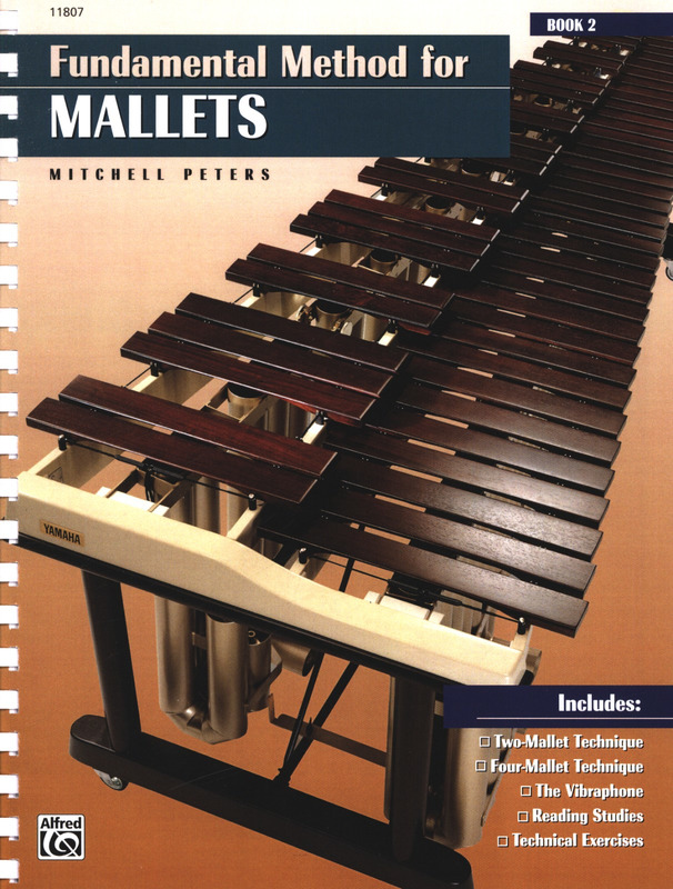 Mitchell Peters: Fundamental Method for Mallets 2
