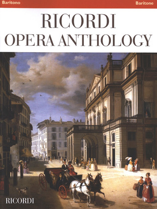 Ricordi Opera Anthology – Bariton