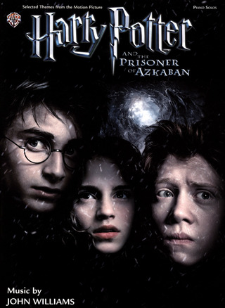 John Williams: Harry Potter And The Prisoner Of Azkaban Piano Solos