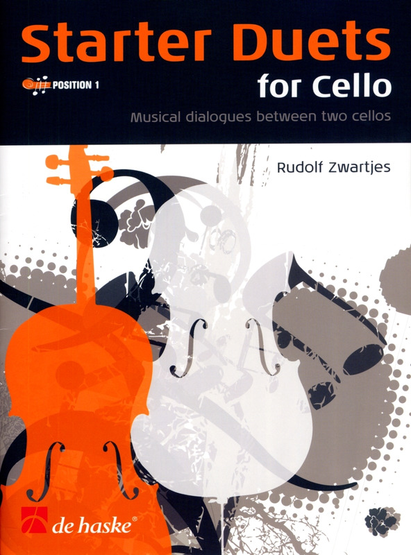 Rudolf Zwartjes: Starter Duets for Cello