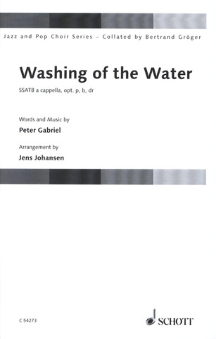 Peter Gabriel: Washing of the Water