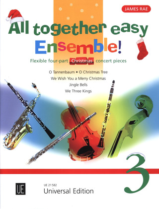 All together easy Ensemble! 3