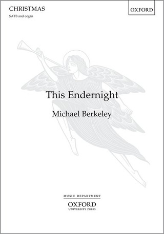 Michael Berkeley: This Endernight