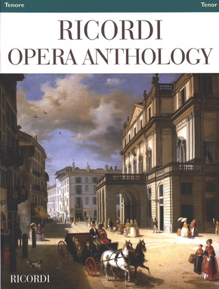 Ricordi Opera Anthology – Tenor
