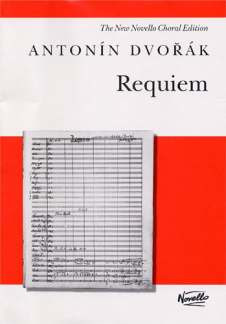 Antonín Dvořák: Dvorak, A Requiem (Pilkington) Vocal Score