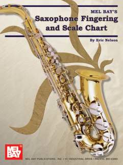 Eric Nelson: Saxophone Fingering and Scale Chart