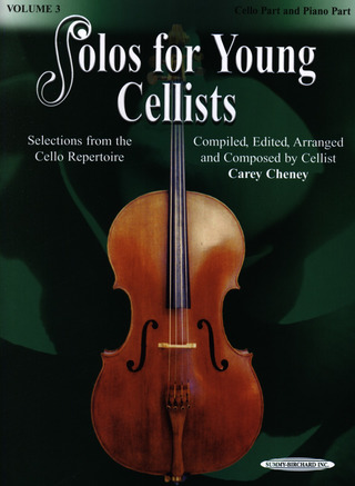Solos for Young Cellists 3