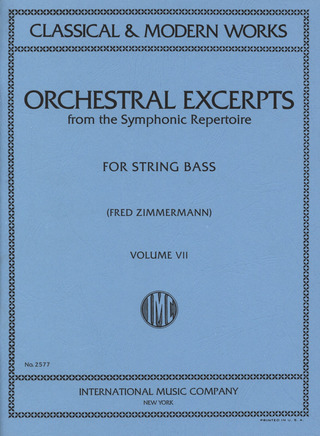 Orchestral Excerpts 7