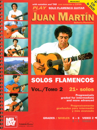Juan Martín: Play Solo Flamenco Guitar With 2