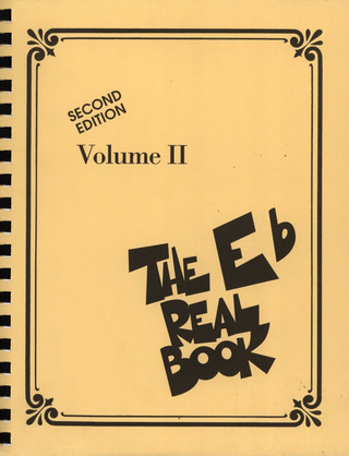 The Real Book 2 – Eb
