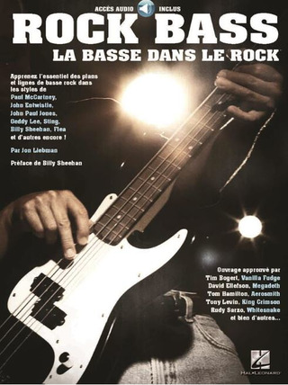Jon Liebman: Rock Bass