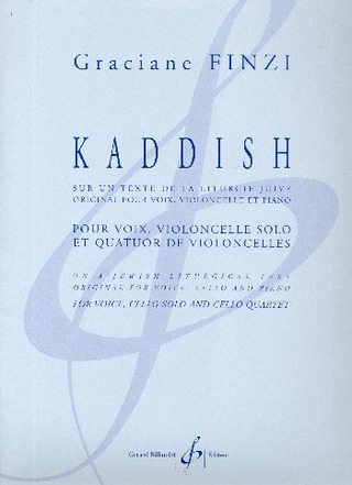 Graciane Finzi: Kaddish