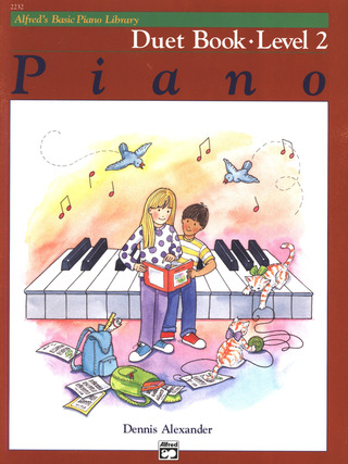 Dennis Alexander: Alfred's Basic Piano Library – Duet 2