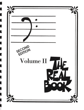 The Real Book 2 – Bass Clef