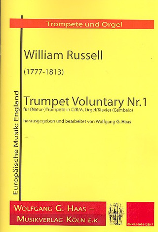 Russell William: Trumpet Voluntary 1