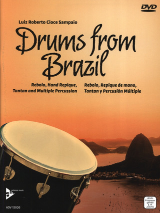 Luiz Roberto Cioce Sampaio: Drums from Brazil