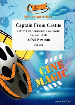 Alfred Newman: Captain From Castile