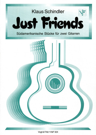 Klaus Schindler: Just Friends