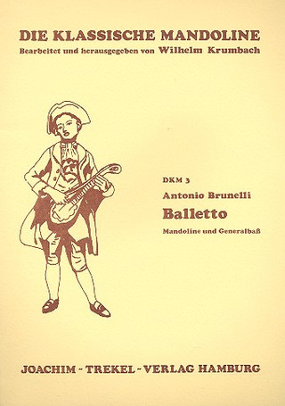 Antonio Brunelli: Balletto