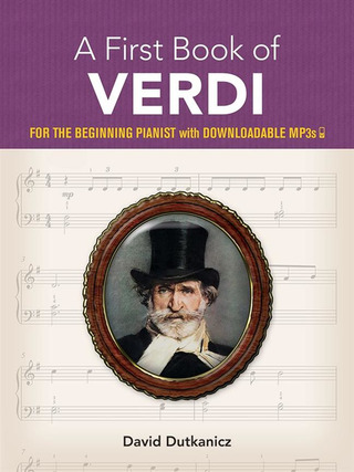 Giuseppe Verdi: A First Book of Verdi