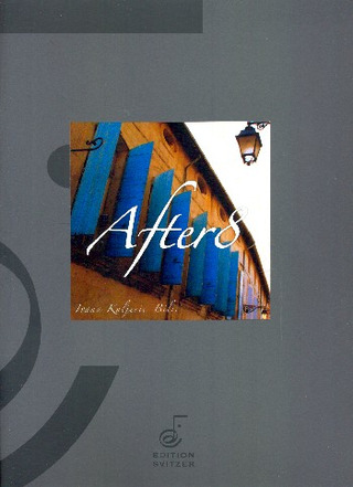 Ivana Kuljic Bilic: After 8