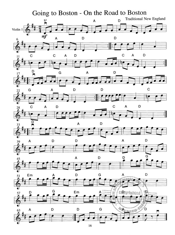 American Fiddle Tunes for Solo and Ensemble (3)