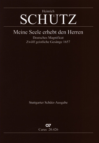 Heinrich Schütz: Magnify him! My soul doth magnify the Lord – German Magnificat
