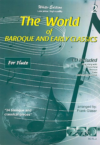 The World Of Baroque And Early Classics 2