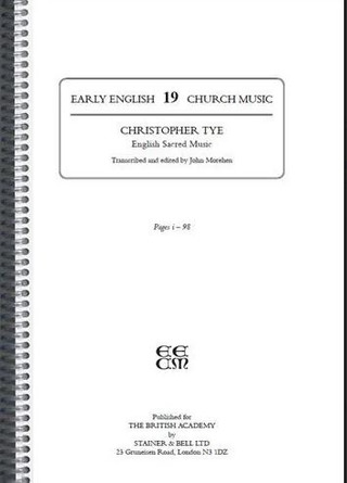 Christopher Tye: Christopher Tye I