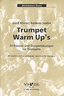 Roemer Gerd + Seelos Ambros: Trumpet Warm Up's