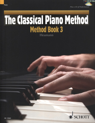 Hans-Günter Heumann: The Classical Piano Method