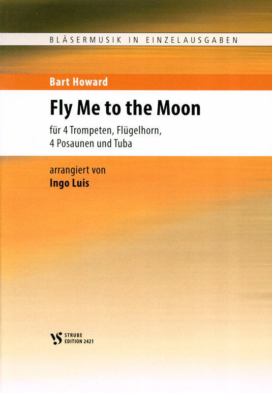 Bart Howard: Fly me to the Moon