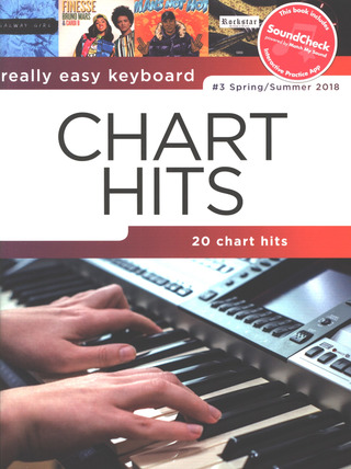 Really Easy Keyboard: Chart Hits - #3 Spring / Summer 2018