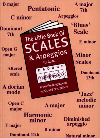 The little book of Scales & Arpeggios