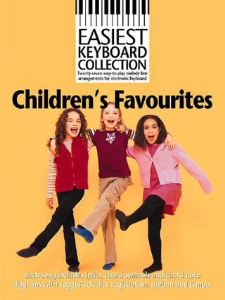 Easiest Keyboard Collection Children's Favourites