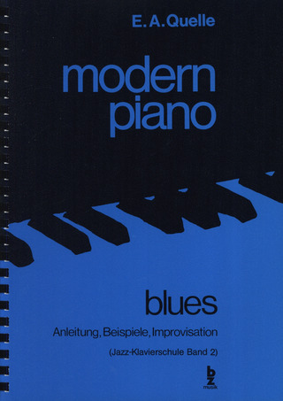 Quelle: Modern Piano Bd.2 Blues