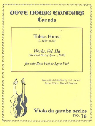 Hume Tobias: Works 2a