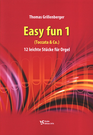 Thomas Grillenberger: Easy fun 1 (Toccata & Co.)