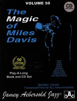 Jamey Aebersold: Magic Of Miles Davis