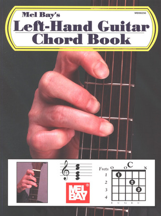 William Bay: Left-Hand Guitar Chord Book