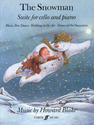 Howard Blake: Howard Blake: The Snowman Suite - Cello/Piano