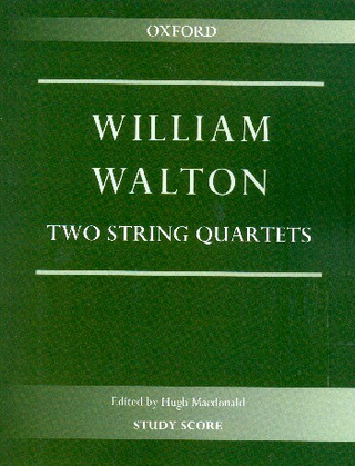 William Walton: Two String Quartets