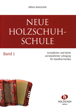 Alfons Holzschuh: Neue Holzschuh-Schule 1